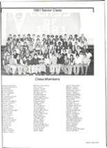 1981 Wills Point High School Yearbook Page 230 & 231