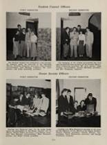 1952 Eastern High School Yearbook Page 10 & 11