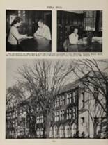 1952 Eastern High School Yearbook Page 12 & 13
