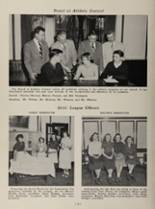 1952 Eastern High School Yearbook Page 16 & 17