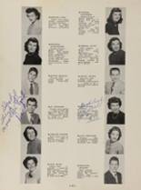 1952 Eastern High School Yearbook Page 34 & 35