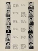 1952 Eastern High School Yearbook Page 56 & 57