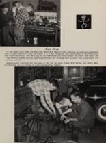1952 Eastern High School Yearbook Page 74 & 75