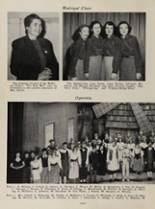 1952 Eastern High School Yearbook Page 84 & 85
