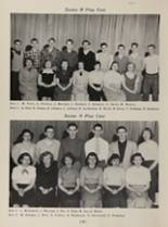 1952 Eastern High School Yearbook Page 92 & 93
