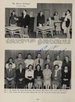 1952 Eastern High School Yearbook Page 94 & 95