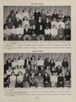 1952 Eastern High School Yearbook Page 98 & 99