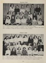 1952 Eastern High School Yearbook Page 100 & 101