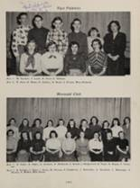 1952 Eastern High School Yearbook Page 102 & 103