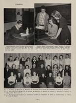 1952 Eastern High School Yearbook Page 106 & 107