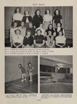 1952 Eastern High School Yearbook Page 122 & 123