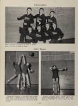 1952 Eastern High School Yearbook Page 124 & 125