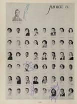 1952 Eastern High School Yearbook Page 126 & 127
