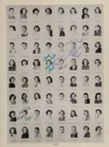 1952 Eastern High School Yearbook Page 130 & 131