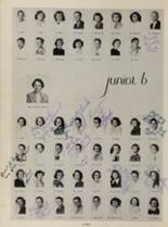 1952 Eastern High School Yearbook Page 132 & 133