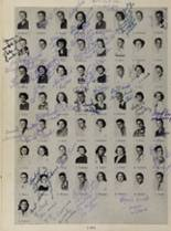 1952 Eastern High School Yearbook Page 134 & 135