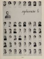 1952 Eastern High School Yearbook Page 142 & 143