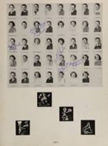 1952 Eastern High School Yearbook Page 144 & 145