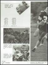 1992 Johnston High School Yearbook Page 50 & 51
