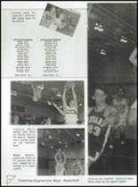 1992 Johnston High School Yearbook Page 62 & 63