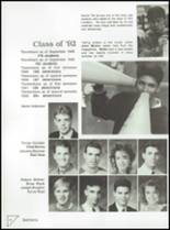 1992 Johnston High School Yearbook Page 92 & 93