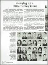 1992 Johnston High School Yearbook Page 110 & 111