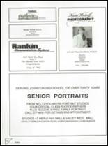 1992 Johnston High School Yearbook Page 142 & 143