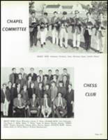 1966 Hawken School Yearbook Page 138 & 139