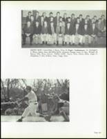 1966 Hawken School Yearbook Page 184 & 185