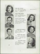 1945 Shelton High School Yearbook Page 14 & 15