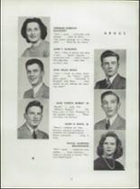 1945 Shelton High School Yearbook Page 20 & 21