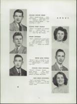 1945 Shelton High School Yearbook Page 22 & 23