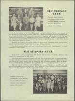 1945 Shelton High School Yearbook Page 42 & 43