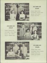 1945 Shelton High School Yearbook Page 44 & 45