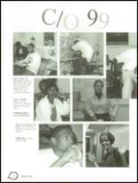 1999 Jacksonville High School Yearbook Page 10 & 11