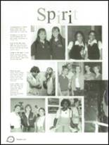 1999 Jacksonville High School Yearbook Page 14 & 15