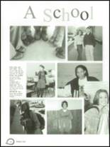 1999 Jacksonville High School Yearbook Page 18 & 19