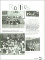 1999 Jacksonville High School Yearbook Page 20 & 21