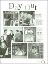 1999 Jacksonville High School Yearbook Page 28 & 29