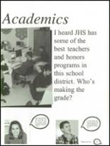 1999 Jacksonville High School Yearbook Page 36 & 37