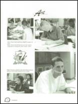1999 Jacksonville High School Yearbook Page 40 & 41
