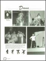 1999 Jacksonville High School Yearbook Page 50 & 51