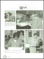 1999 Jacksonville High School Yearbook Page 58 & 59