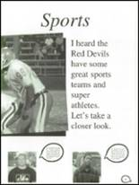 1999 Jacksonville High School Yearbook Page 72 & 73
