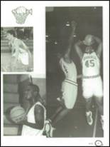 1999 Jacksonville High School Yearbook Page 86 & 87