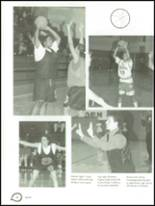 1999 Jacksonville High School Yearbook Page 90 & 91