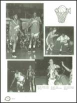 1999 Jacksonville High School Yearbook Page 92 & 93
