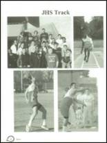 1999 Jacksonville High School Yearbook Page 98 & 99