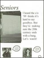 1999 Jacksonville High School Yearbook Page 100 & 101