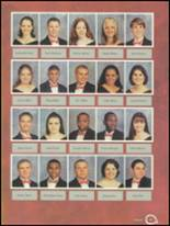 1999 Jacksonville High School Yearbook Page 110 & 111